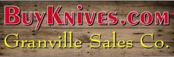 BuyKnives from Granville Sales Co